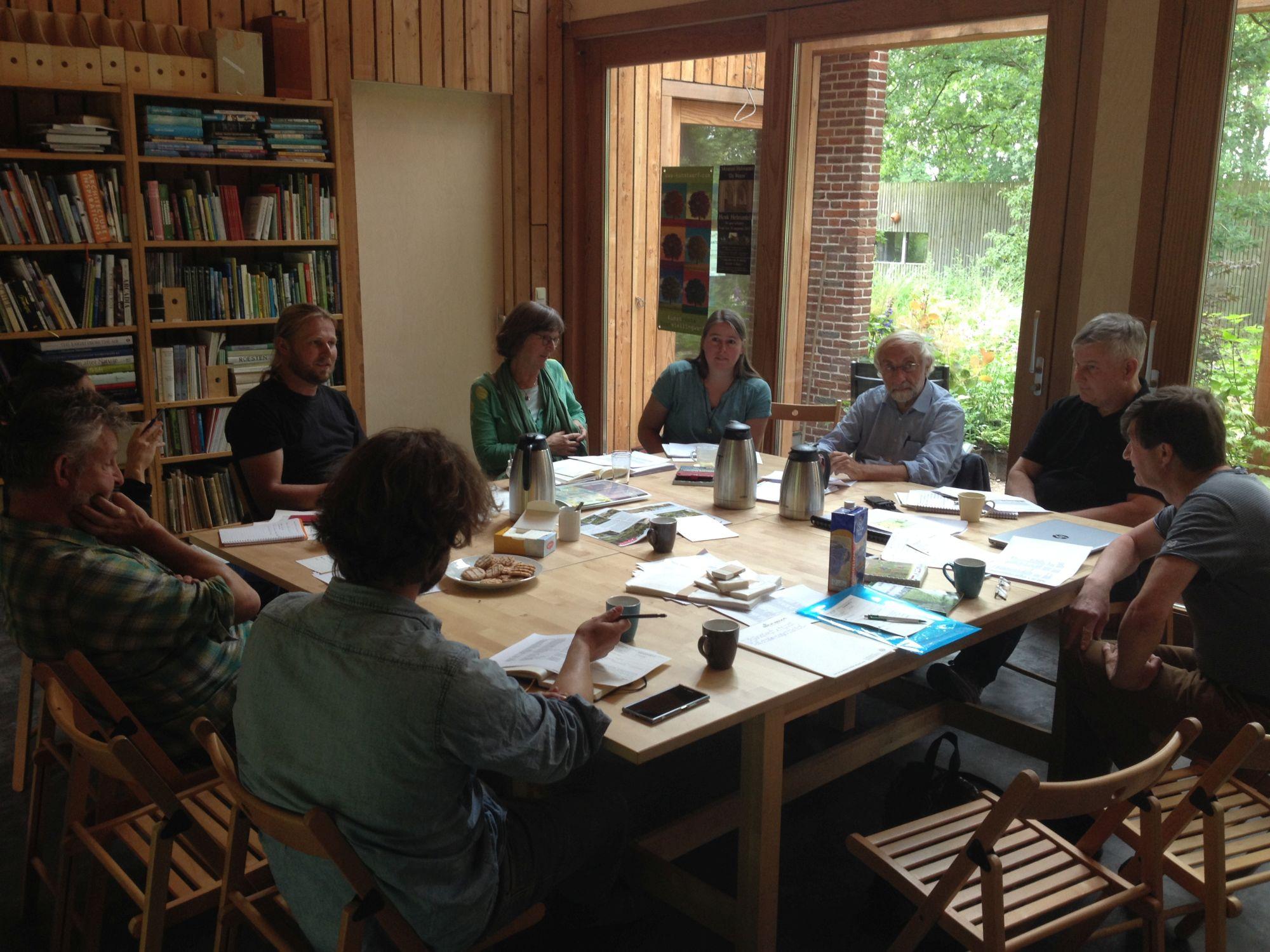 Blog: Bijeenkomst bij Cruydt-Hoeck