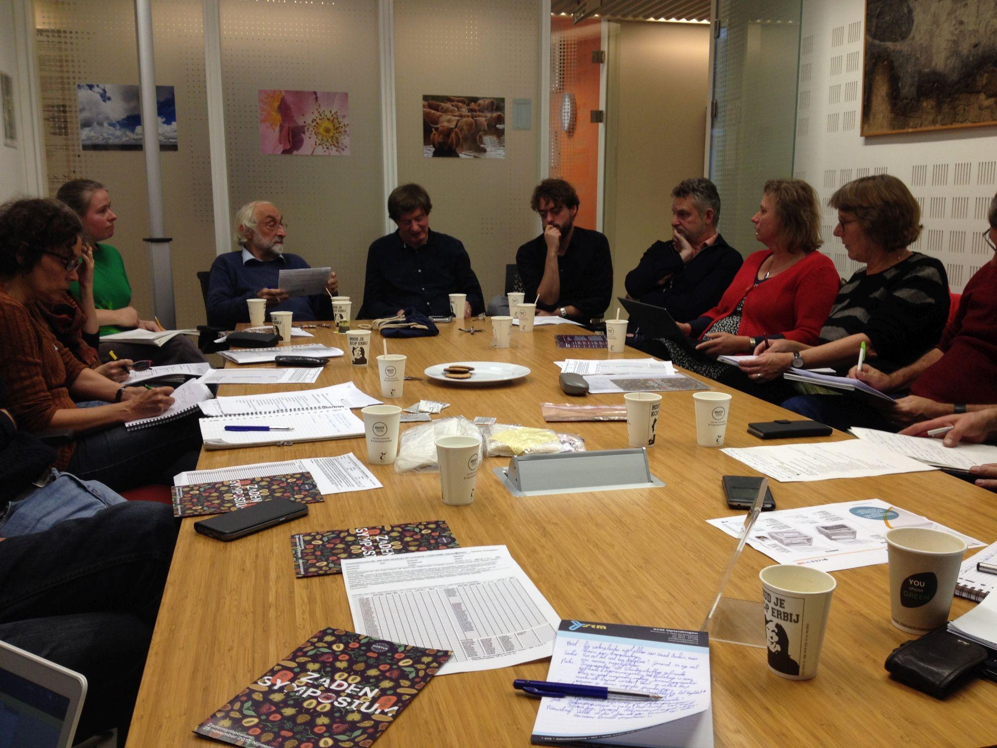 Blog: vierde bijeenkomst consortium
