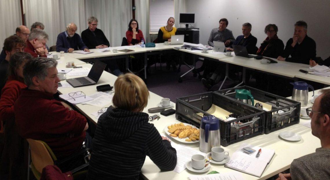 Blog: vijfde bijeenkomst consortium